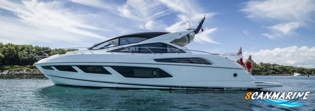 Продажа моторных яхт от CofranceSARL